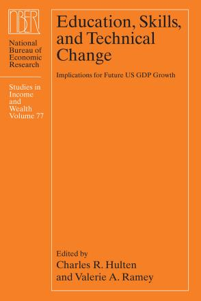 Education, Skills, and Technical Change: Implications for Future U.S. GDP Growth