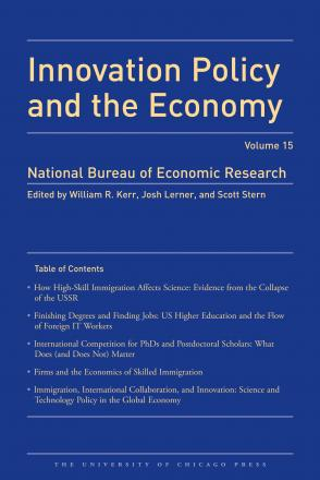 Innovation Policy and the Economy, Volume 15