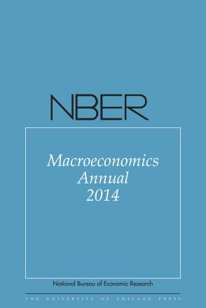 NBER Macroeconomics Annual 2014, Volume 29