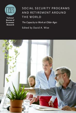 Social Security Programs and Retirement around the World: The Capacity to Work at Older Ages