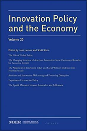 Innovation Policy and the Economy, Volume 20