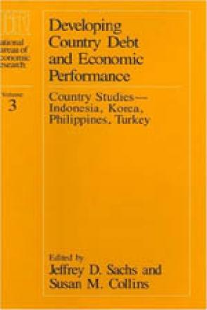 Developing Country Debt and Economic Performance, Volume 3