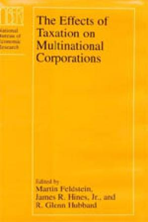 Effects of Taxation on Multinational Corporations