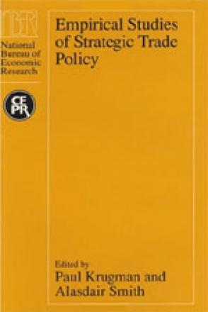 Empirical Studies of Strategic Trade Policy