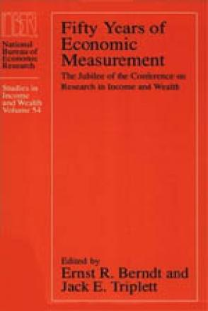Fifty Years of Economic Measurement
