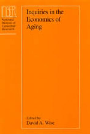 Inquiries in the Economics of Aging
