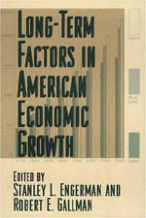 Long-Term Factors in American Economic Growth