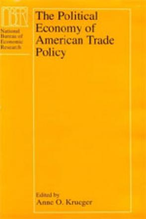 Political Economy of American Trade Policy