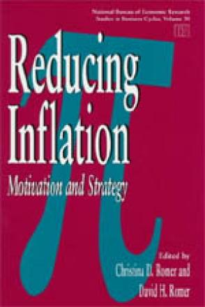 Reducing Inflation