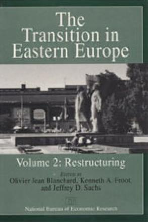 Transition in Eastern Europe, Volume 2