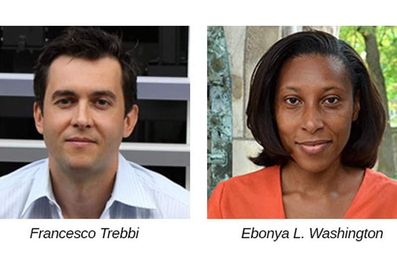 Francesco Trebbi of the University of California, Berkeley and Ebonya L. Washington of Yale University