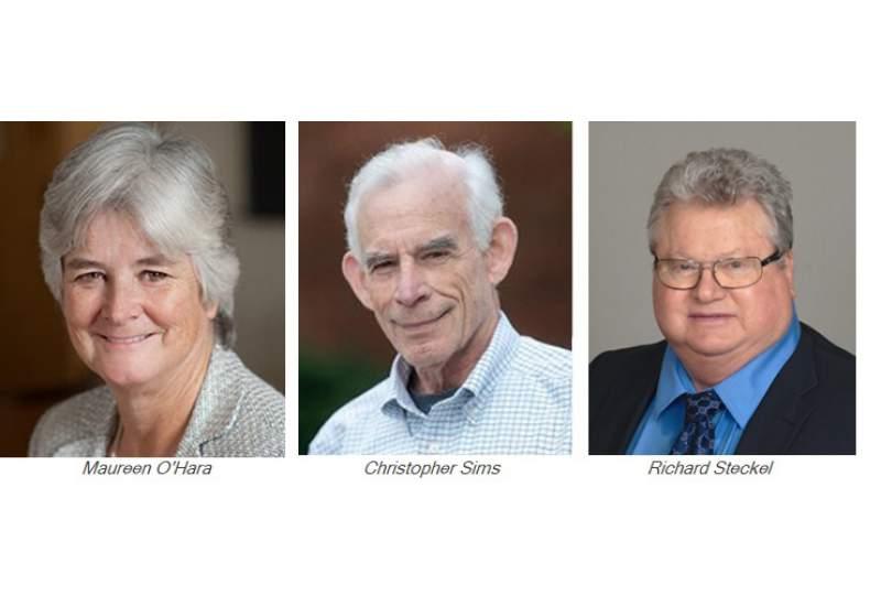 Maureen O'Hara, Christopher Sims, Richard Steckel