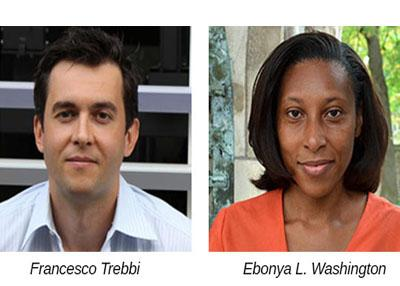 Francesco Trebbi of the University of California, Berkeley and Ebonya L. Washington of Yale University